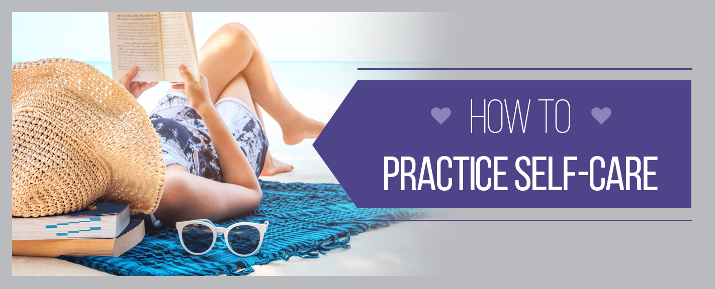 how to practice self care for moms